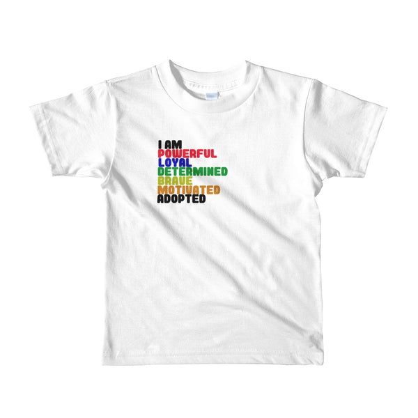 I AM Boys Short sleeve kids t-shirt