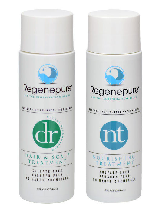 DR +NT Regenepure Shower Treatment Combo
