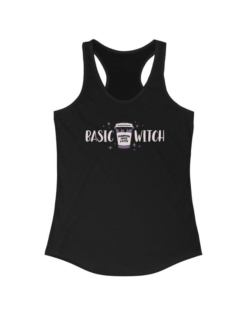 Basic Witch Racerback Tank