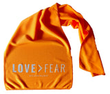 Love > Fear Cooling Towel