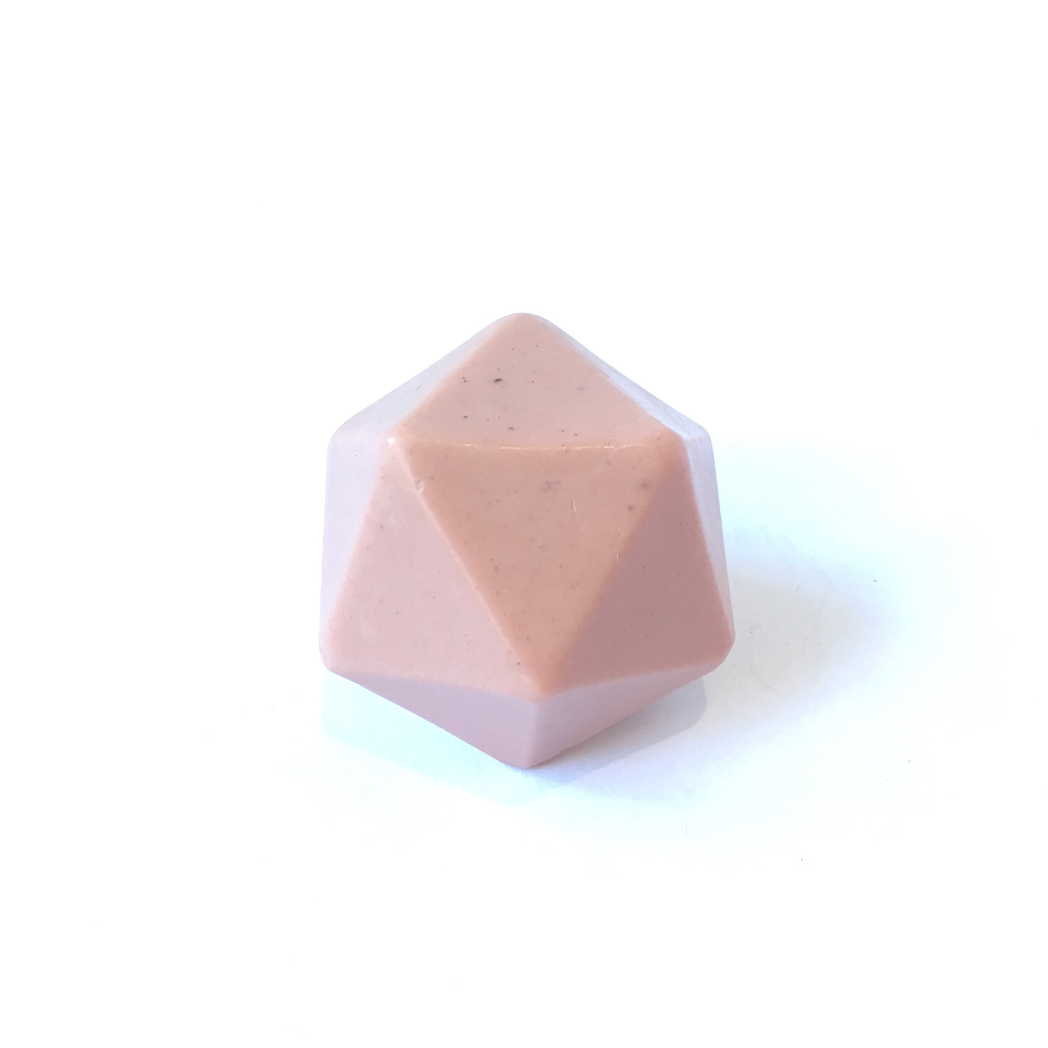 Architectural PRISM Pink Clay - 'Octo' Soap