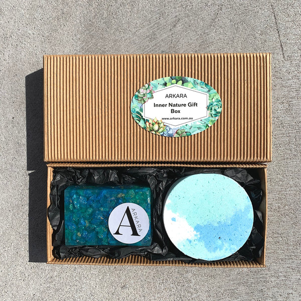 Inner Nature Gift Box Set - Opal