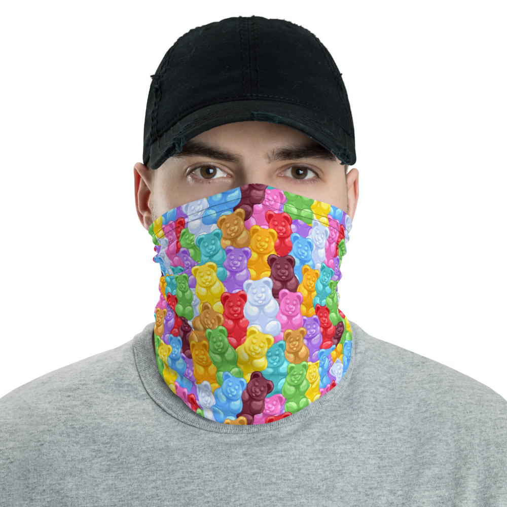 Gummy Bears (Neck Gaiter)