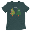 X-Mas Tree Shade (Premium Triblend)