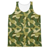 Camo Wiener (Allover Tank Top)