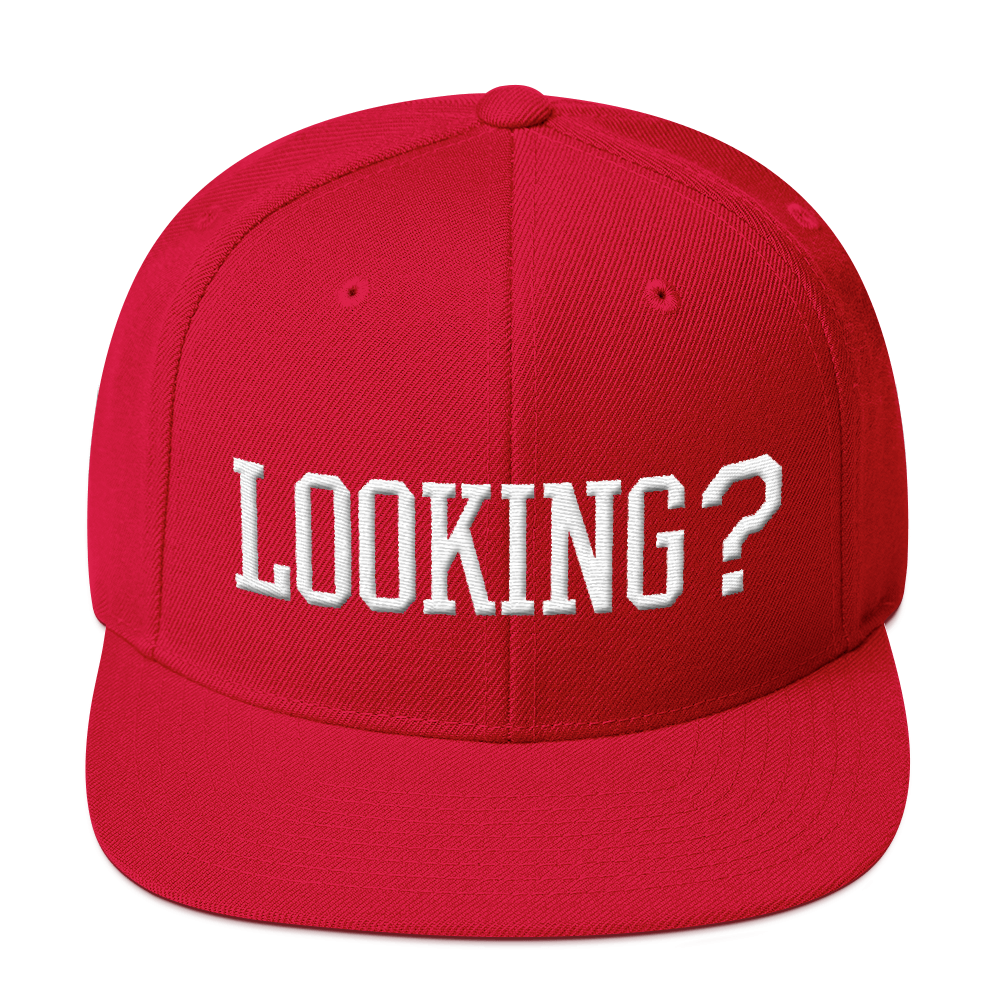 Looking (Baseball Cap)