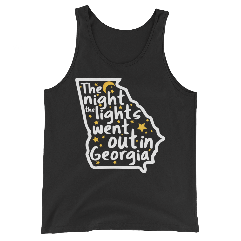 The Night the Light Went Out In Georgia (Vest)