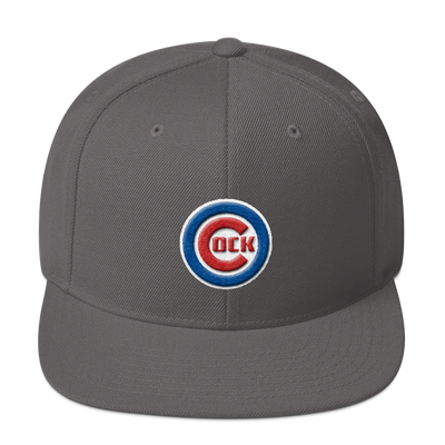 Chicago C*ck (Baseball Cap)