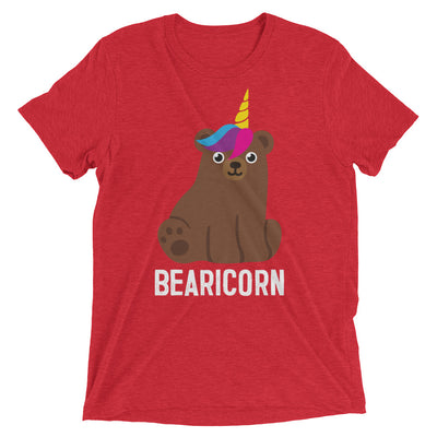 Bearicorn (Premium Triblend)