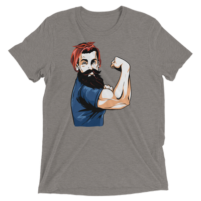 Ross the Riveter (Premium Triblend)