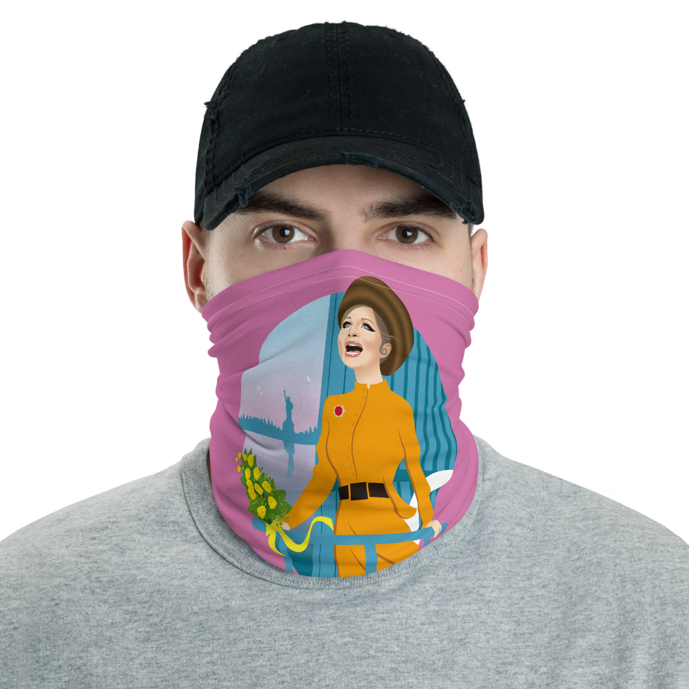 Rain on my Parade (Neck Gaiter)