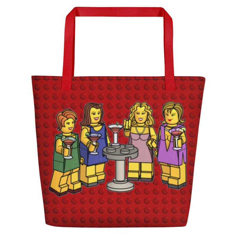 Cosmopolitan Girls Blocks (Bag)