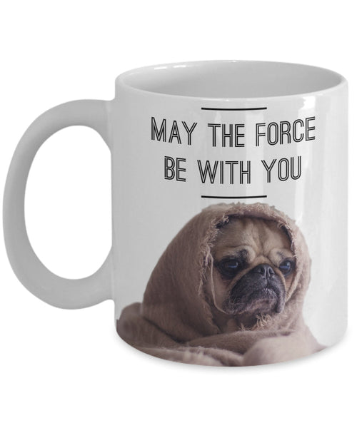 May The Pug Be With You