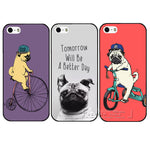 Stylish Pug iPhone Cases