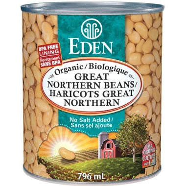 Eden Canned Beans and Legumes, Organic   *BLOWOUT SPECIAL! 15% off!*