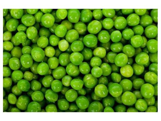 Mountain Path Peas Green Whole - 22.68 kg, Organic