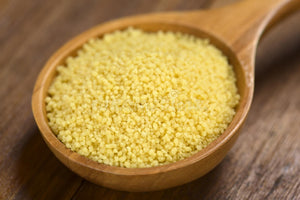 Mountain Path Couscous Yellow Durum Semolina, Organic