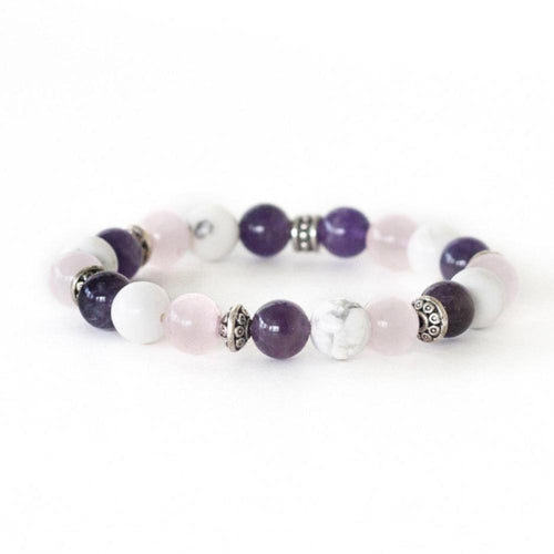 I AM Loving & Calm Crystal Bracelet