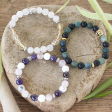 I AM Loving & Calm Crystal Healing Bracelet