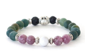 New Mom Gift Crystal Healing Bracelet