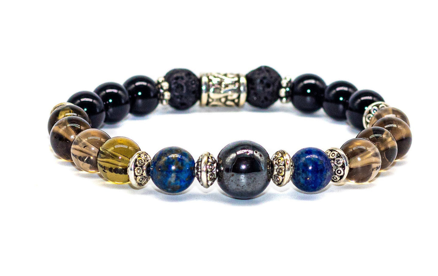 Powerful Protection from Negativity Bracelet | Ultimate Protective Crystals