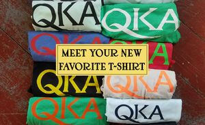 QKA means Keuka Lake shirts