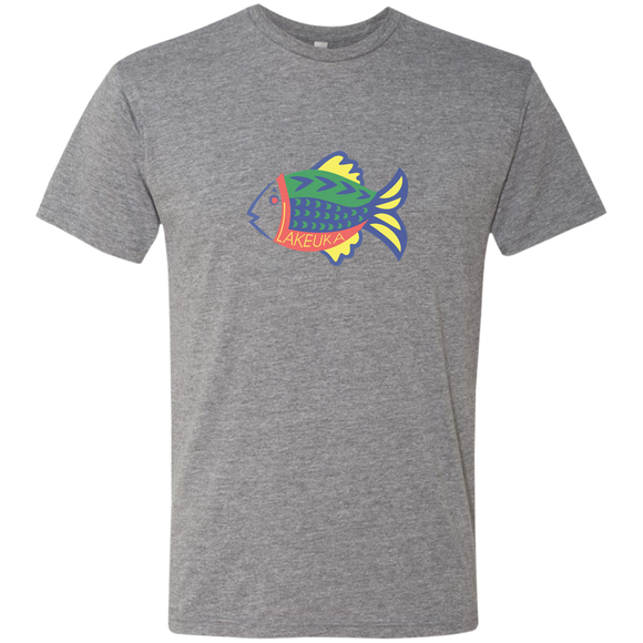 Lakeuka Fish T-Shirt