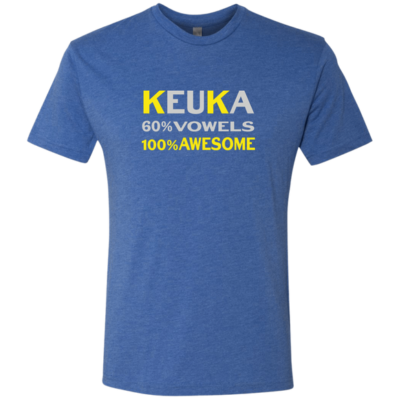 100% Awesome Keuka T-Shirt