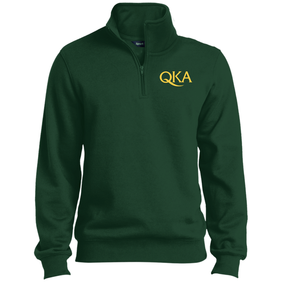QKA 1/4 Zip Sweatshirt