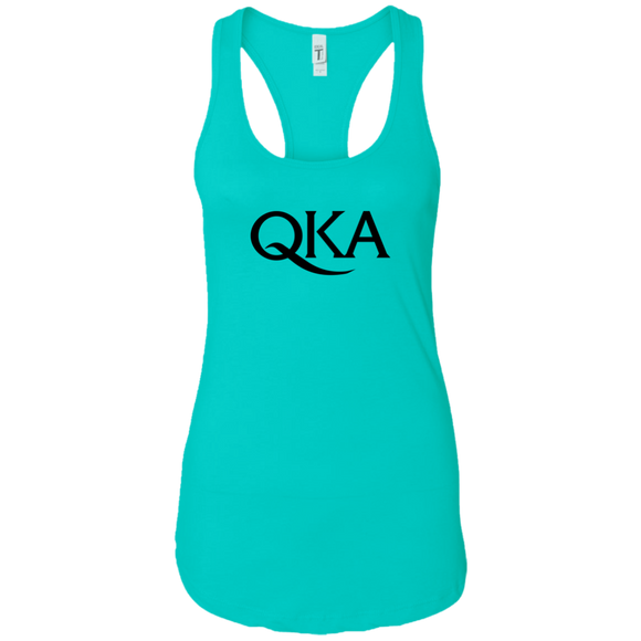 Ladies QKA Racerback Tank - 6 Color Choices