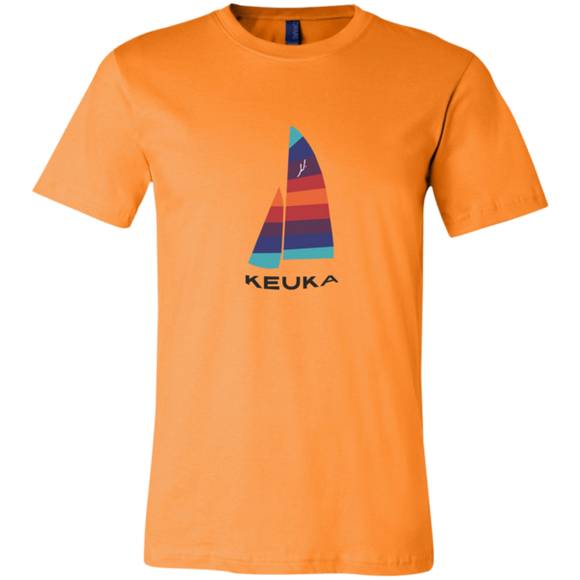 Keuka Sailboat T-Shirt