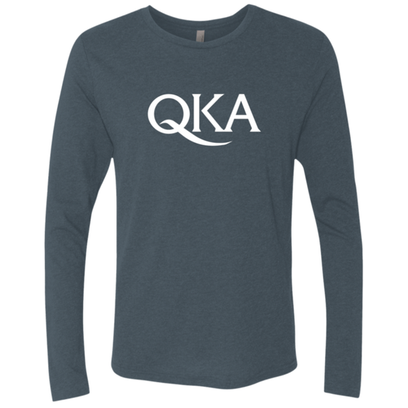 Long Sleeve QKA T-Shirt - 6 Color Choices