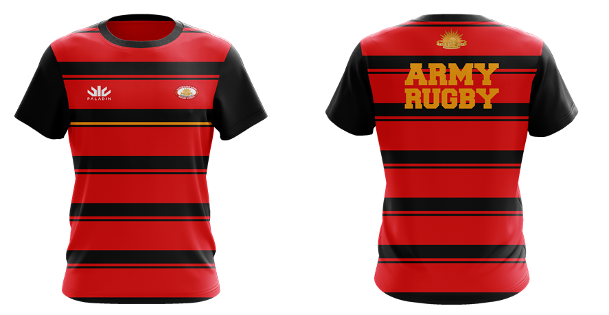 Army Rugby Union Centenary Short Sleeve Tee