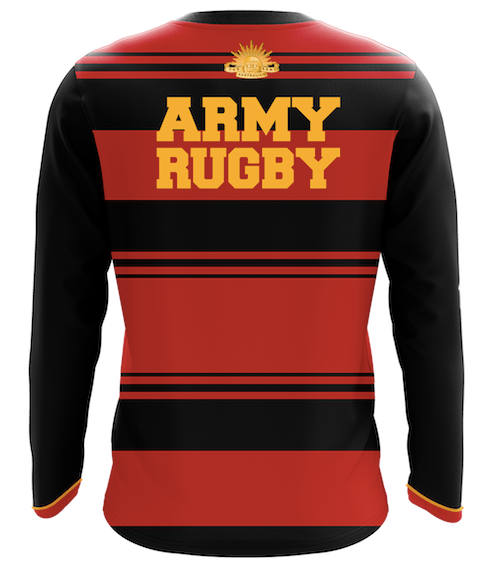 Army Rugby Union Centenary Long Sleeve Tee