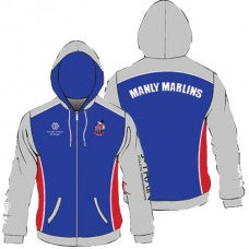 Marlins Grey Hoody
