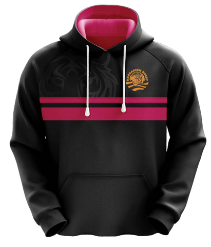 Narrabeen Tigers Pink Hoody Female