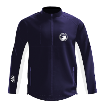 Newport Junior Rugby Softshell Jacket