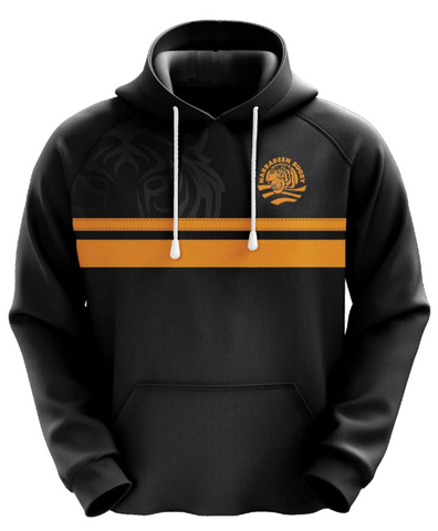 Narrabeen Tigers Gold Hoody Female