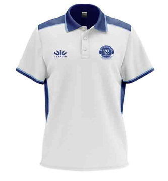 Cottesloe Rugby Club Polo (White) - FEMALE
