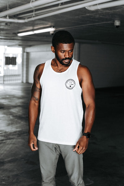 DEF and UTL OG Hybrid Tank - WHITE