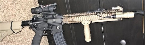M4A1 clone at Charlie's Custom Clone's gallery