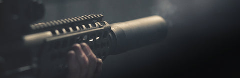 Sig Sauer rifle suppressors from Charlies Custom Clones