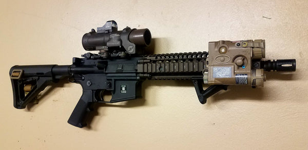 USMC Mk18 Mod1 service rifle from Will M. in Katy, TX for Charlie's Custom Clones