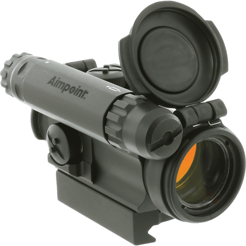 Aimpoint Optics, Rangefinders, etc. Aimpoint CompM5 with standard mount