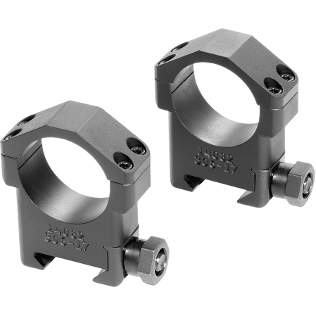 Badger Ordnance Scope Mount Badger Ordnance 30mm Scope Rings - High 1.125""