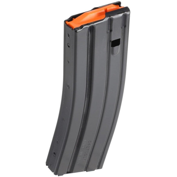 C Products CPD 30 Rnd Alum AR15 Magazine with ORG follower