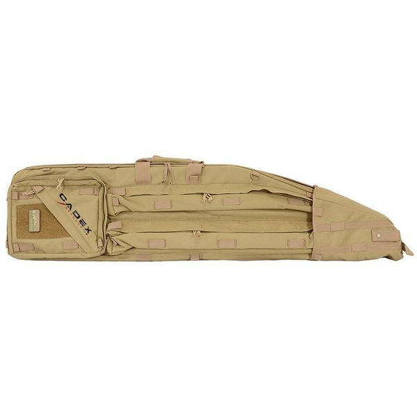 Cadex Gun Bag Cadex Cordura Nylon Tan Sniper Drag-Bag