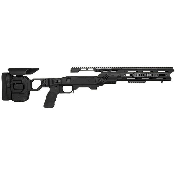 Cadex Precision Rifle Chassis Black Cadex Dual Strike .50 cal Chassis for McMillan TAC-50 receiver