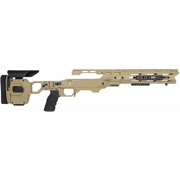 Cadex Precision Rifle Chassis Cadex Dual Strike Remington SA, .308 or 6.5CM Tan Chassis