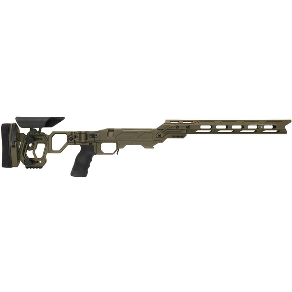 Cadex Precision Rifle Chassis Cadex Lite Competition Chassis w/ Skeleton Stock for Surgeon Action